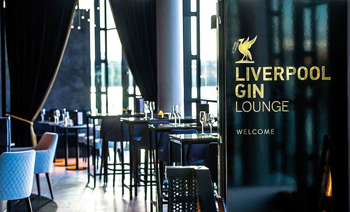 The Liverpool Collection Lounge Open Seating